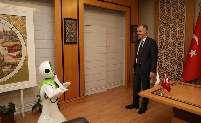Akıllı Robot Ada İnegöl'de