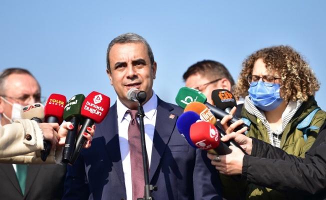 """Başkan Karaca: """"Aktaş'ın projeleri kocaman bir hiç"""""""