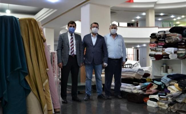 Bursa'dan Hakkâri'ye Malzeme Desteği