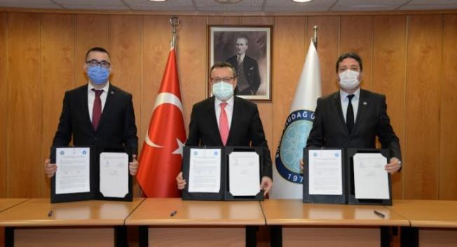 BUÜ ve Türk Eğitim Sen 'lisansüstü' işbirliği yapacak