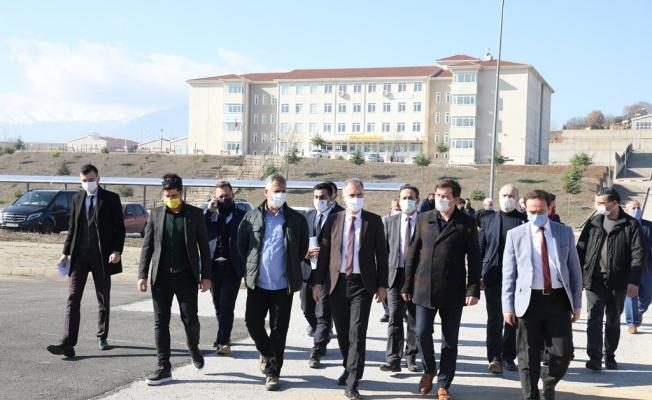 Hacı Sevim Yıldız Kampüsüne Yatırımlar Sürüyor