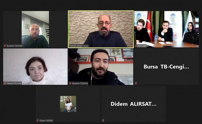 Liderlik Zirvesi'nin İlk Konuğu Prof. Dr. Sinan Canan Oldu