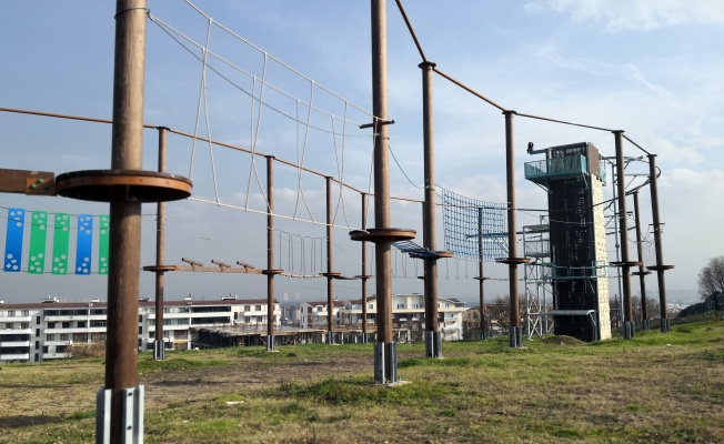 Macera Parkı'nda Heyecan Başlıyor
