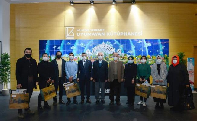 Mehmet Akif İnan Şiirleri Okuma Yarışmasında Ödüller Sahiplerini Buldu