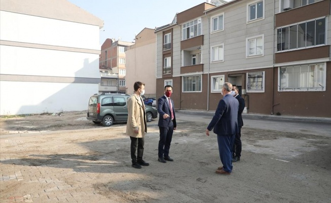 Osmaniye Mahallesi Yeni Otoparkına Kavuştu
