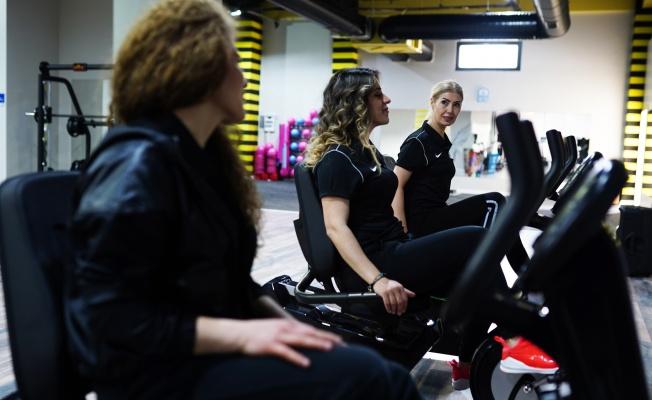 Yıldırımlı Kadınlara Bir Spor Merkezi Daha