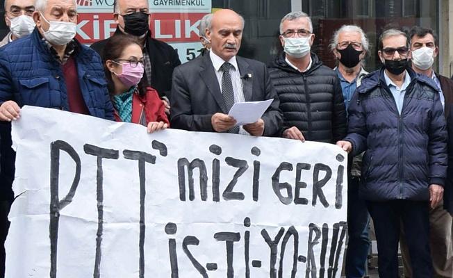 "CHP Osmangazi'den PTT'ye ""Kapalı Şube"" Tepkisi!"