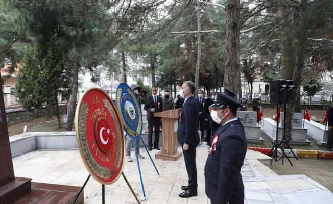 18 Mart Çanakkale Zaferi Şehitlikte Kutlandı