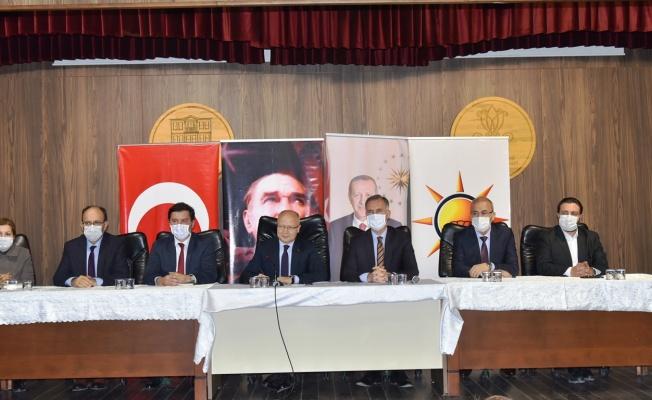 Başkan Gürkan'dan İnegöl'de Yoğun Mesai