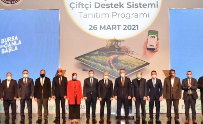 Büyükşehir'den tarıma 250 milyon liralık katkı