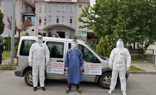 Evde Sağlık Hizmetleri Pandemi Sürecinde Aralıksız Sürdürülüyor