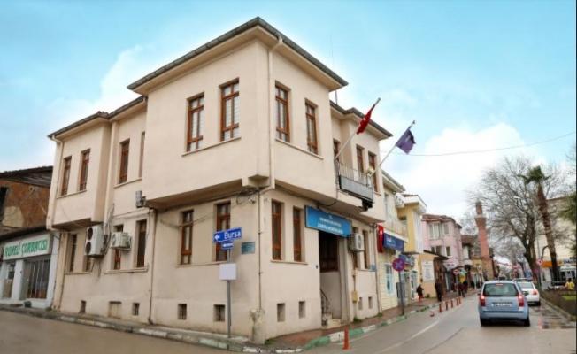Mudanya Belediyesi'nden Vakıflar Müdürlüğü'ne Mülkiyet Davası