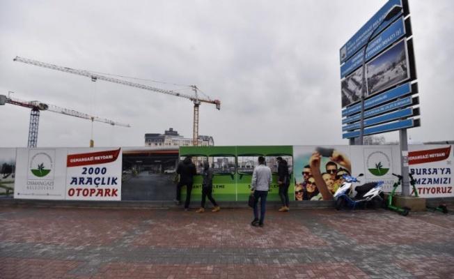 Osmangazi'de İzlenme Rekorları Kıran İnşaat