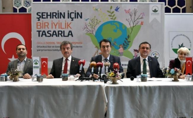 Osmangazi Kent Konseyinden İyilik Yarışması