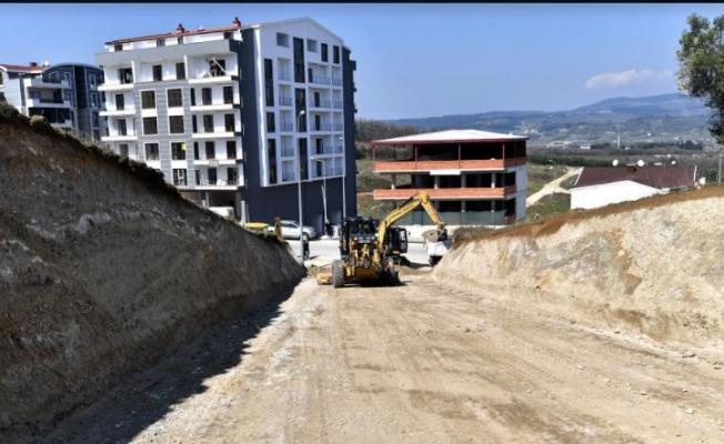 Osmangazi Yeni Yollarla Gelişiyor