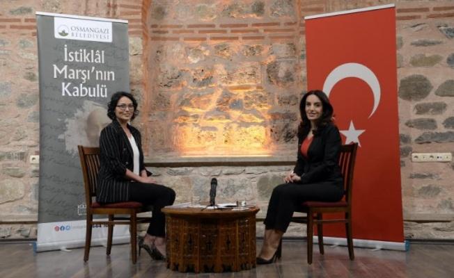 Osmangazi'den İstiklal Marşı Söyleşisi
