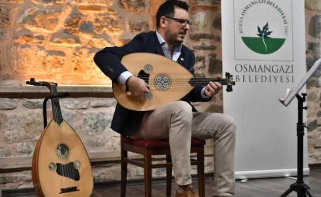 Osmangazi'den Müzik Dolu Gece