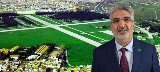 SP'li Özacar'dan 'Yunuseli Havaalanı' Uyarısı