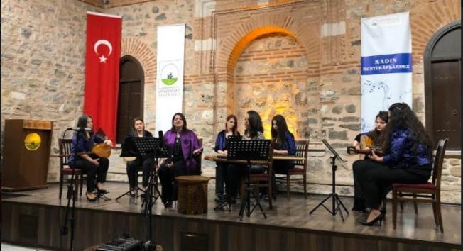 Osmangazi'den Kadınlara Özel Konser