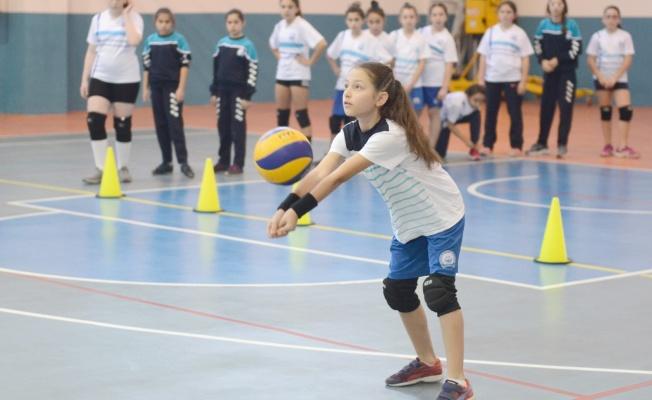 Yıldırım'da Spor Okulları da Açıldı