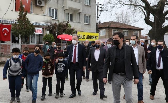 Alibeyköy Yeni Meydanına Kavuştu