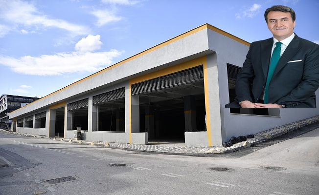Bursa'da Örnek Tesis Açılışa Hazır
