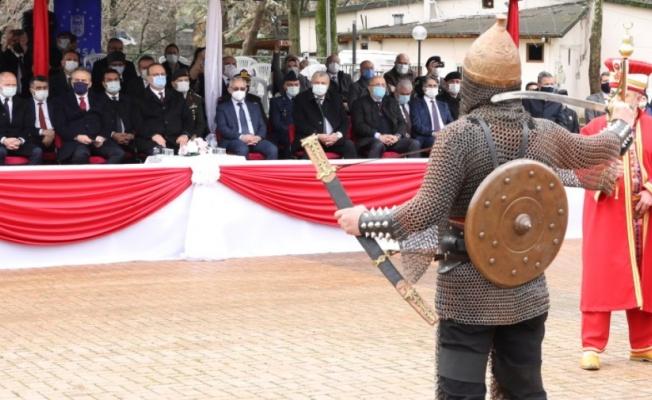 Bursa'da fethin 695'inci yılı coşkusu