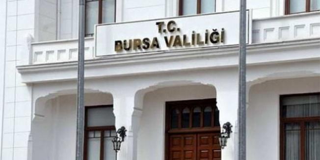 Bursa Valiliği yeni kararları duyurdu!