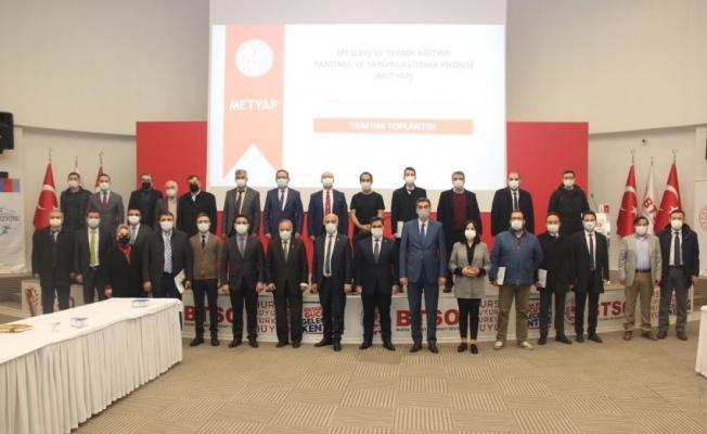 Bursa'da STK'lardan Mesleki Eğitime Ciddi Destek