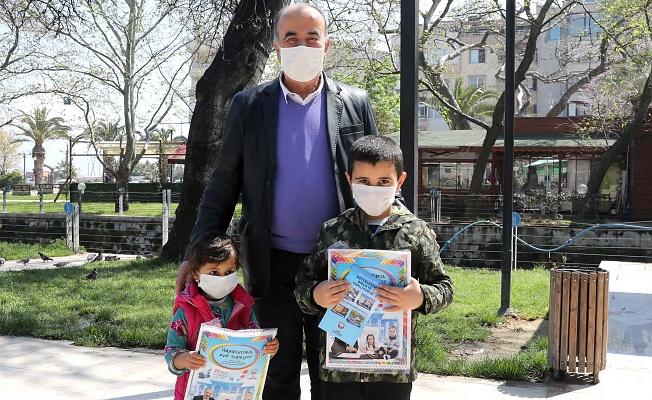 Çocuklar 23 Nisan'da Mudanya'yı Hayalleriyle Donatacak