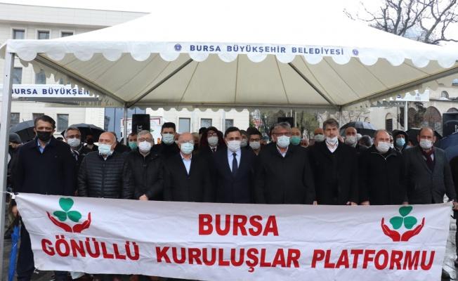 Gönüllü Kurluşlardan Bildiriye Tepki