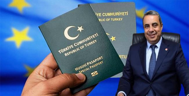 Gri pasaport skandalı Bursa'ya sıçradı, CHP İl Başkanı Karaca İçişleri Bakanı'na seslendi