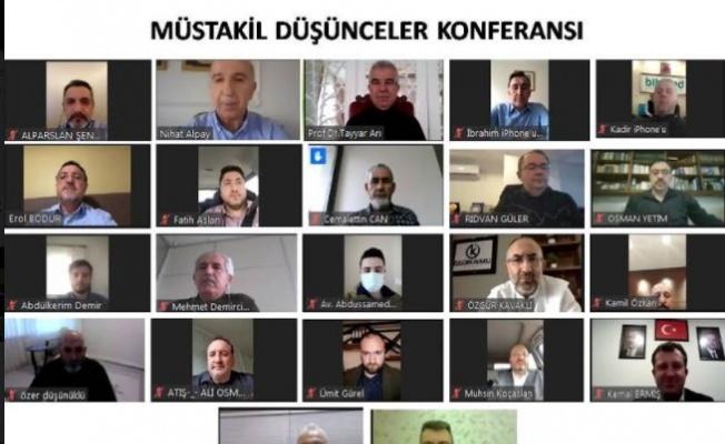 Kanal İstanbul Projesi Ve Montrö Sözleşmesi MÜSİAD'da Ele Alındı…