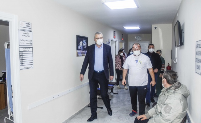 Karacabey'e yepyeni sağlık merkezi