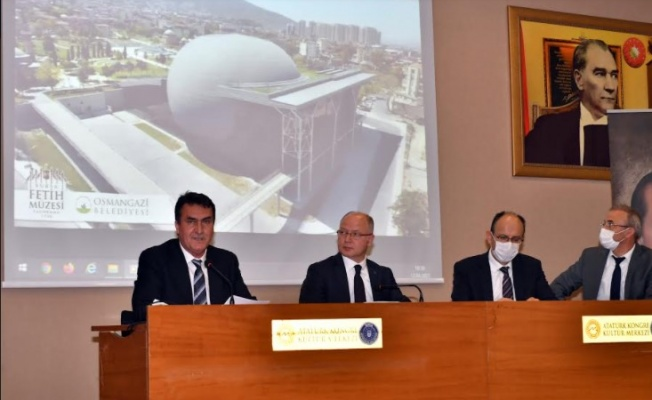 Osmangazi'de Planlı Bütçe İle Dev Projeler