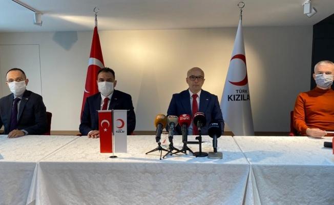 """Türk Kızılaydan """"Hilal Olsun Türkiye"""" Kampanyası"""