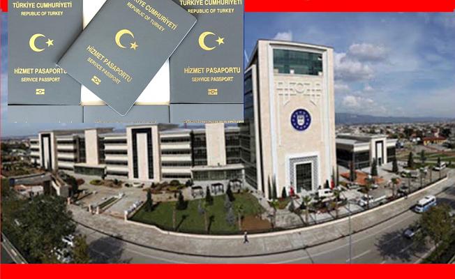 Türkoğlu'ndan Aktaş'a 'Gri Pasaport' Soruları!