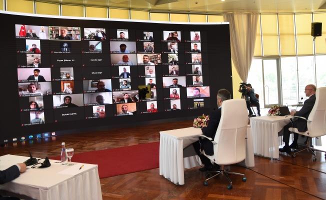 AK Parti Bursa Teşkilati'nda Büyük Buluşma…