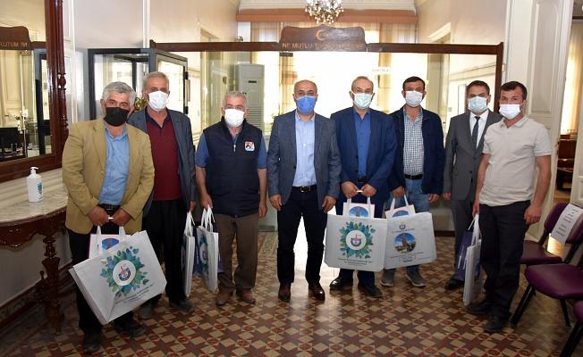 BEBKA ile Yenişehir Belediyesi arasında İşbirliği