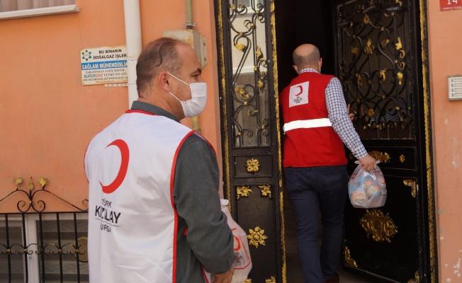 Bursa'da 60 Bin İhtiyaç Sahibine Yemek Dağıtıldı