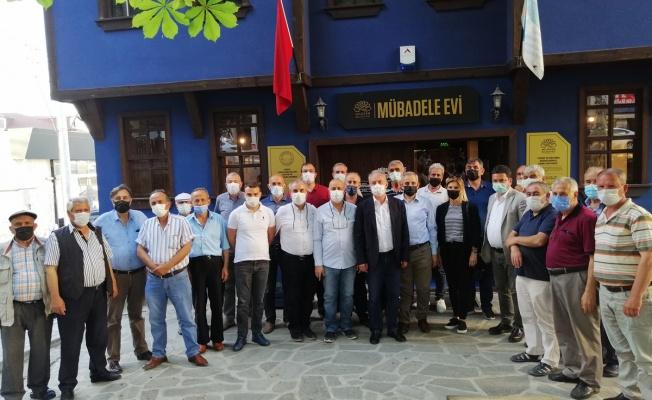 CHP'li vekillerden müftünün sözlerine tepki