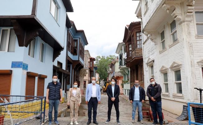 Girit Mahallesi 2. Etap Projesi Başladı