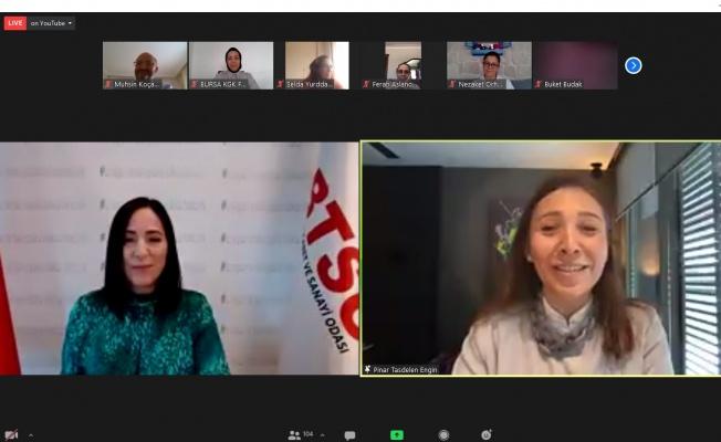 'İlham Veren Başarı Hikayeleri'nde Konuk Pınar Taşdelen Engin Oldu
