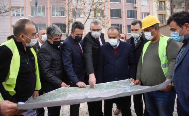 Karacabey'e altyapı için yeni müjde