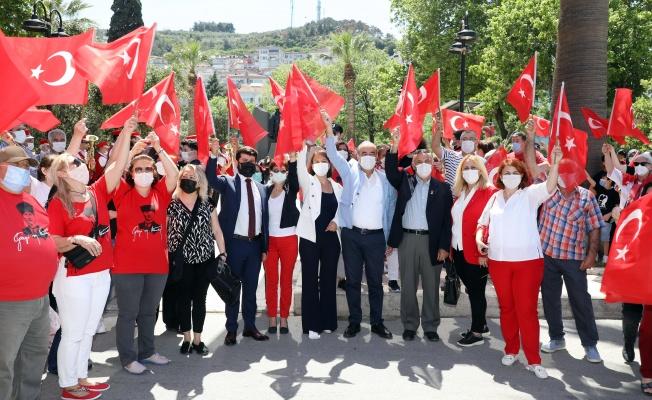 Mudanya'da Coşkulu Kutlama