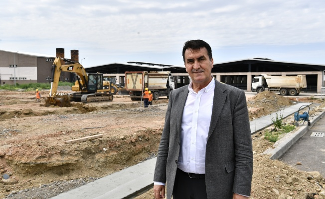 Osmangazi'de dev tesis daha da büyüyor