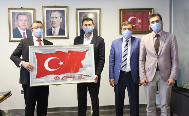 Osmangazi'den 'BUTTİM'e Desteğe Devam' Sözü