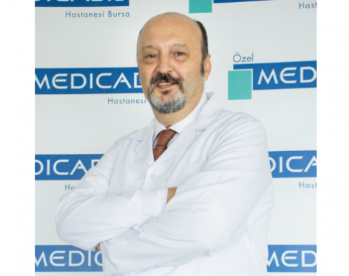 """Prof. Dr. Halil Özgüç: """"Obezite, Ciddi Bir Halk Sağlığı Sorunu Haline Gelmiştir"""""""