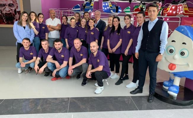 Starpark Kosova açıldı