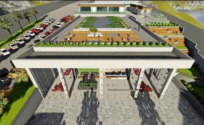 Yıldıztepe Sosyal Yaşam Merkezi 2. Etap Proje Hazırlıkları Başladı